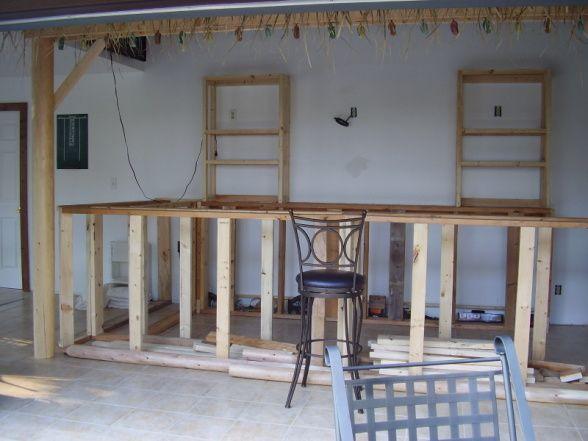 Building A Mini Bar In Garage Bar Ideas Pinterest Mini Bars Bar And Garages