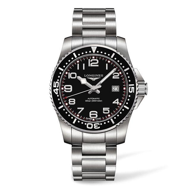 Chúng tôi xin giới thiệu mẫu đồng hồ Longines HydroConquest - một chiếc đồng hồ hiệu suất cao kết hợp kỹ thuật cao và thiết kế sang trọng! http://www.donghotantan.vn/dong-ho-longines.html