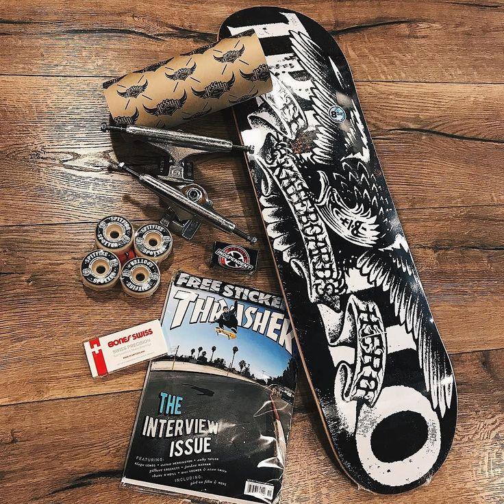 Bowl o Street?...todo el resto del setup estaba clarisimo!!  | Todo esto y mucho más YA! disponible en tienda y www.statebcn.com | Featured model: @antihero_wakebladez 8.38 #antiheroskateboards #independenttrucks #jessupgrip #spitfirewheels #bonesswiss #thrashermag #statebcn #spportyourlocals #STATE