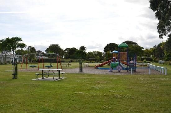 King Edward Park Hawera NZ