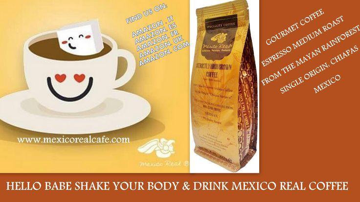 WANT TO SHAKE YOUR BUM-BUM? DRINK ARABICA COFFEE & SHAKE YOUR BUM-BUM:  https://lnkd.in/dQ-Rrxq Espresso Arabica Coffee, Flavourful & Sweet. Single Origin: Chiapas-Coffee  #espresso #coffee #caffè #arabica #gourmet #food #drink #london #america #spain #cafe #mexicanfood #caffeine #coffeelover #barista #roaster #greencoffee #frapuccino #wahaca #chiapascoffee #teas #healthy #guacamole #equila #mezcal #chelas #wildness #god #goddess #luxury #yacht #trendy #fashion #energy #workout #monaco #rome…