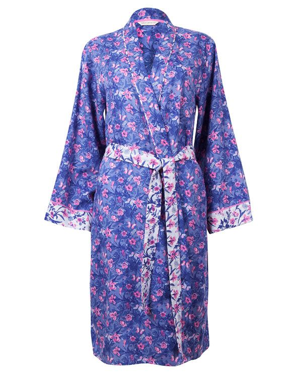 Betsy Dual Floral Printed Robe