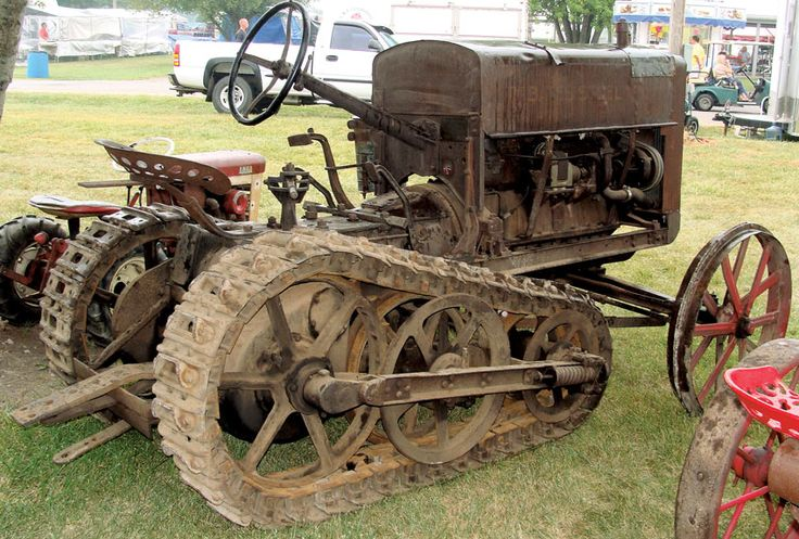 328 Best Antique Tractors 1900 1950 Images On Pinterest