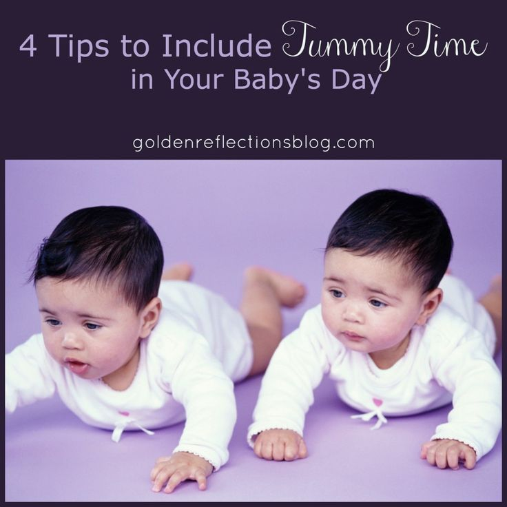 4 Tips on Including Tummy Time In Your Baby's Day (OT Tip)   Golden Reflections Blog