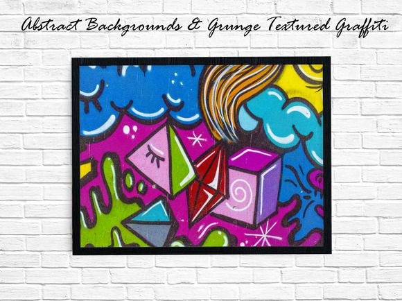 Abstract backgrounds  by digitalopedia on Creative Market