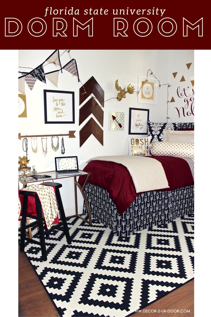 Decorating Ideas > 17 Best Images About 2017 College Dorm Room Bedding & Dorm  ~ 183516_Gold Dorm Room Ideas