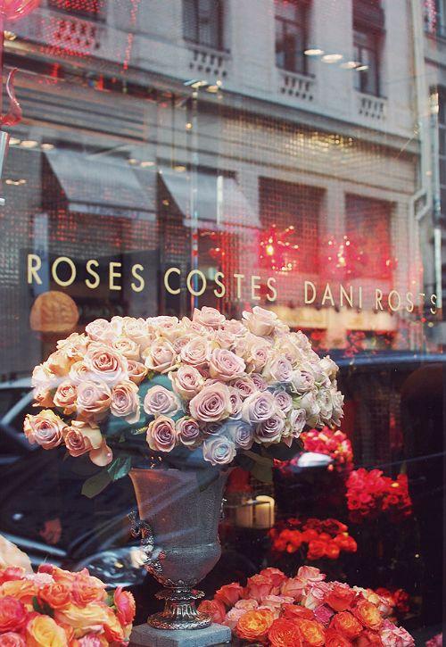 Roses Costes Dani Roses, 239 rue st. honore, Paris
