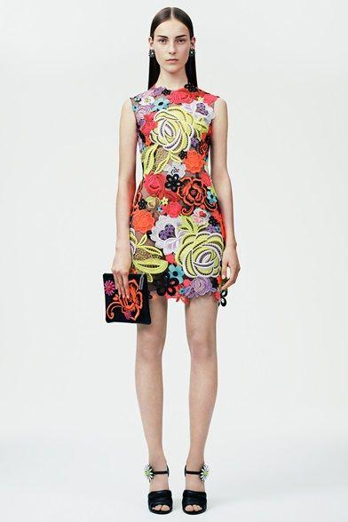 Sfilata Christopher Kane Londra - Pre-collezioni Primavera Estate 2015 - Vogue