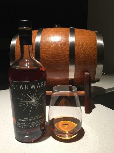 New World Whisky - Starward