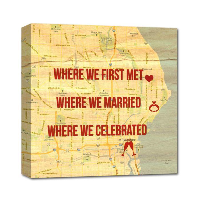 495 best Canvas custom map wall art images on Pinterest | Frames ...