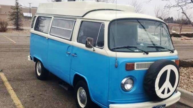 1973 Riviera In Lafayette Co Vw Bus Vw Bus Camper Bus Camper