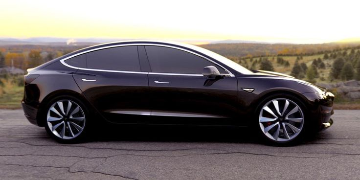 2018 Tesla Model 3 Will Be The Most Affordable EV - https://carsintrend.com/2018-tesla-model-3/