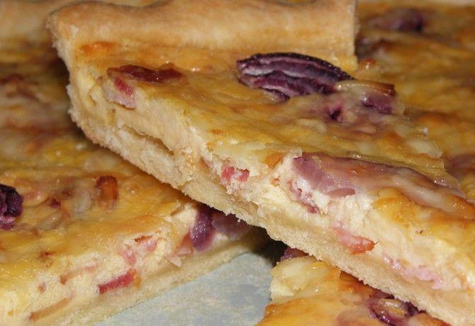 Quiche avagy a franciák pizzája