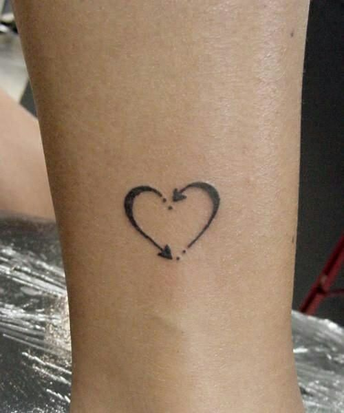 Infinity Heart, I can see my girls and I all getting this.
