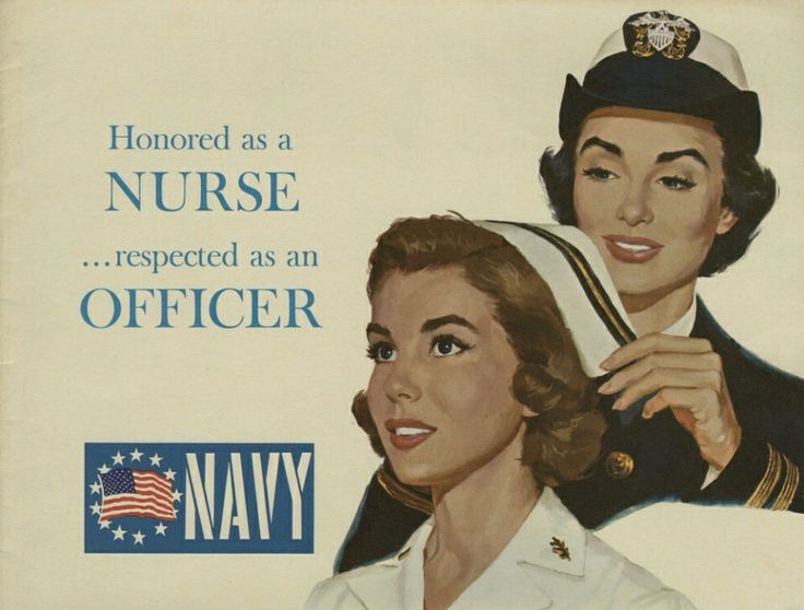 Happy 107th Birthday to the Navy Nurse Corps!