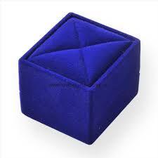 Dárková krabička - Modrá