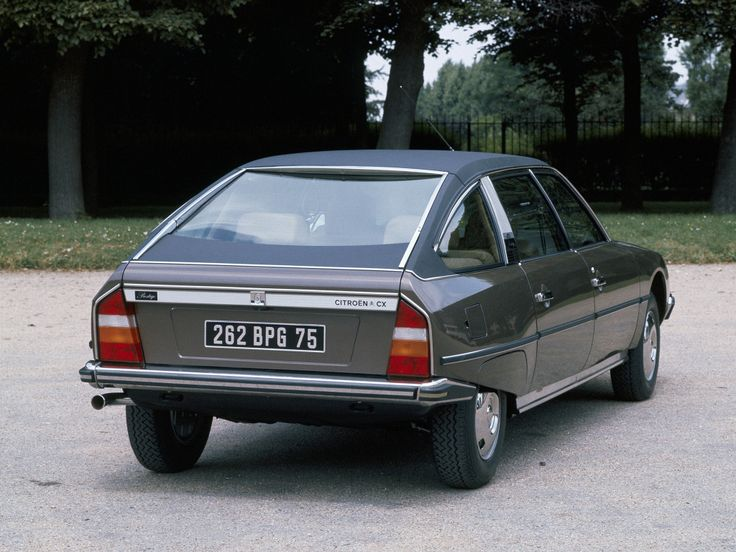 Citroën CX Prestige '1975–86
