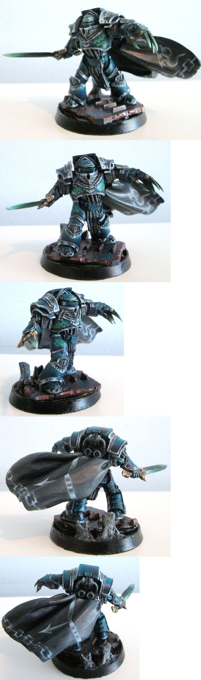 1500 point Alpha Legion army - HALL OF HONOR - The Bolter and Chainsword