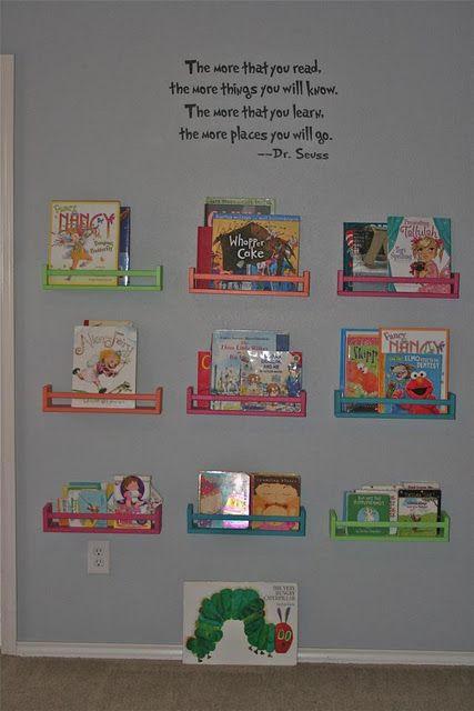 Shelfs for books