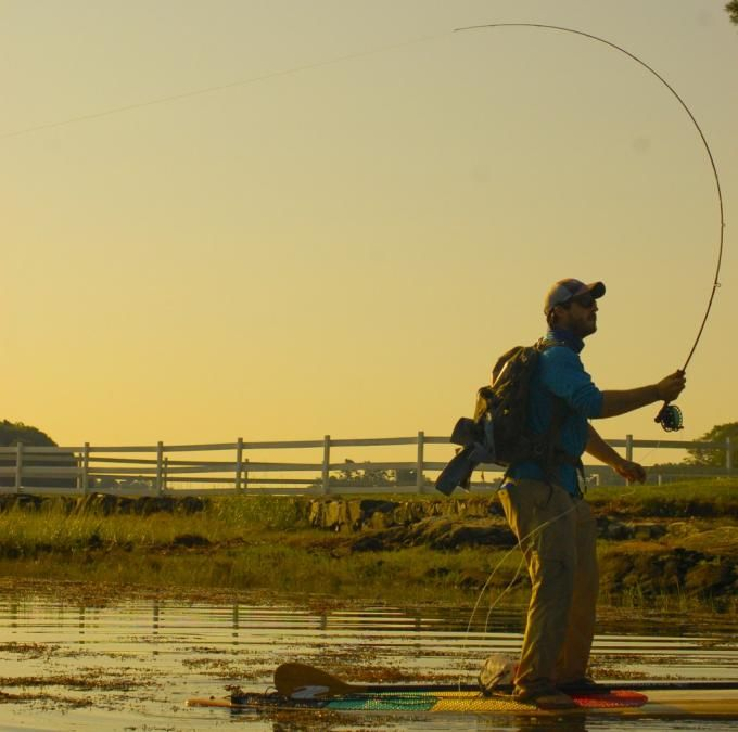 SUP Fishing Do's and Don'ts | Field & Stream --Posted 07/16/2014 by Tim Romano