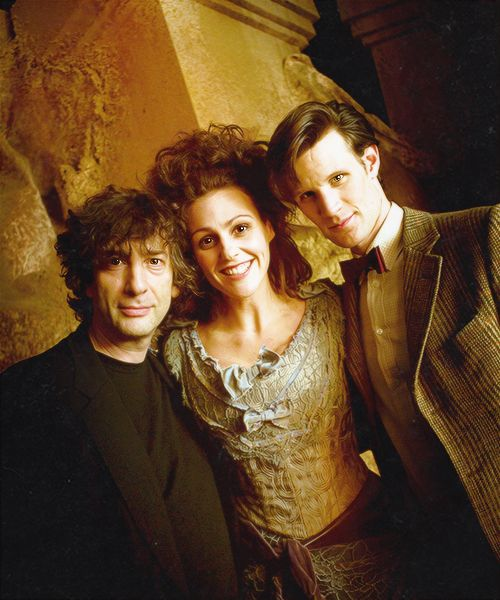 The Doctor, the TARDIS, and the author