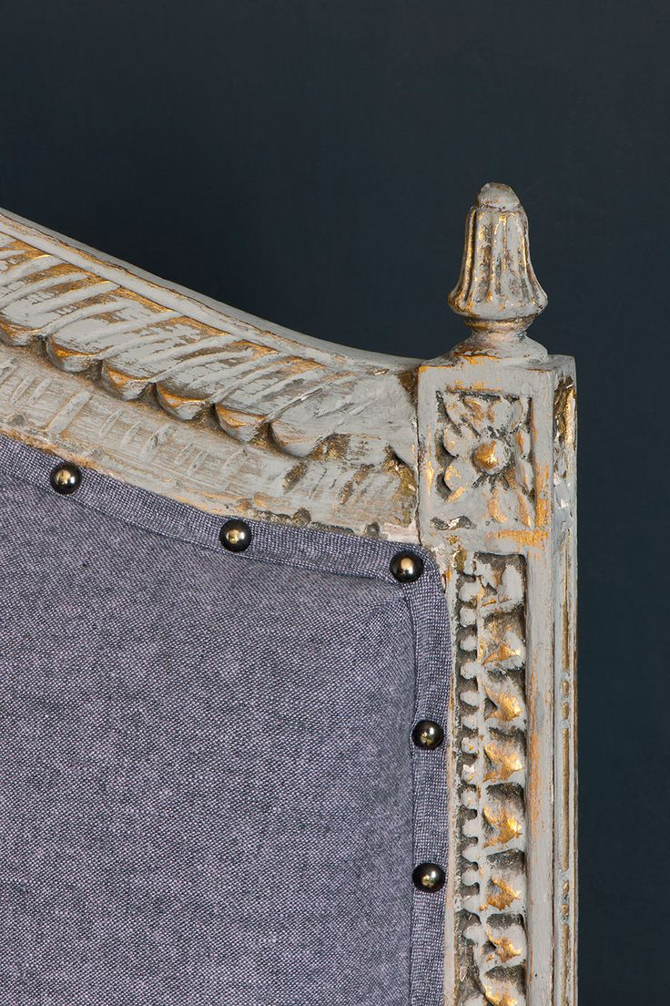 68 best annie sloan fabrics images on pinterest linen fabric chalk paint by annie sloan in french linen brushed over a vintage gilded french carved gumiabroncs Image collections