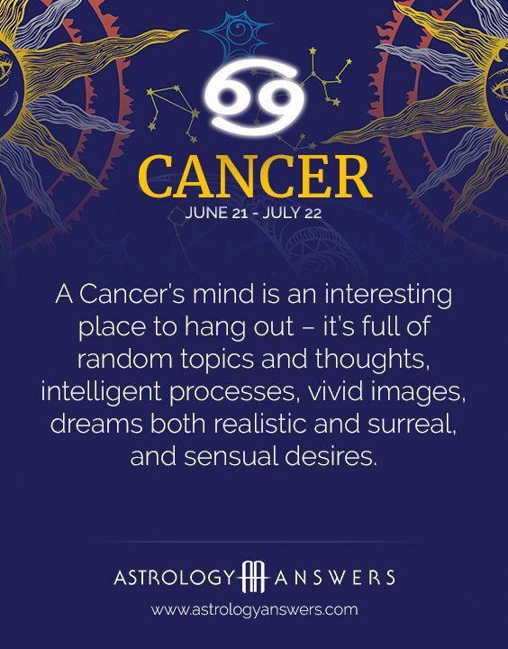 cancer man daily horoscope