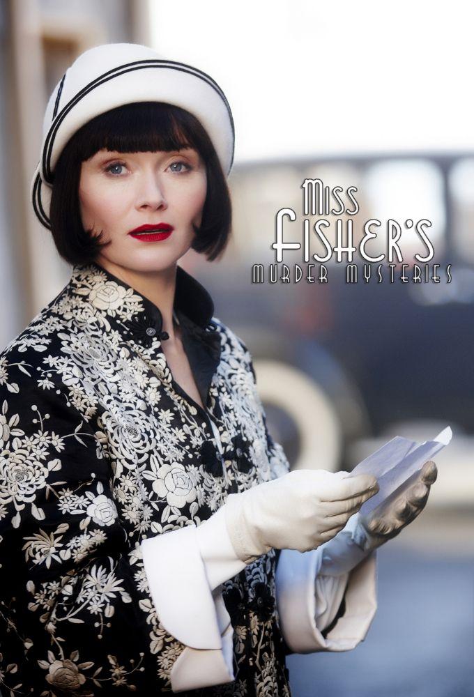 "Miss Fisher's Murder mysteries Season 1, Episode 1, ""Cocaine Blues"""