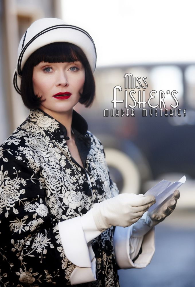 "Miss Fisher's Murder mysteries Season 1, Episode 1, ""Cocaine Blues"""