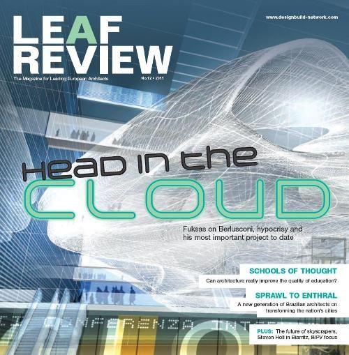 LEAF Review Magazine No.12 2011