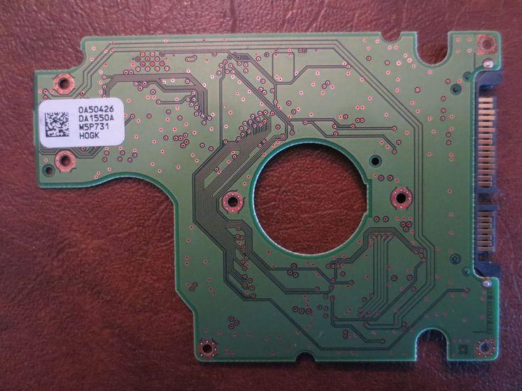 Hitachi HTS541680J9SA00 PN:0A28842 MLC:DA1982 (0A50426 DA1550A) 80gb Sata PCB - Effective Electronics #data recovery #hard driver epair #computer repair #hard drives #hard drive parts #hitachi