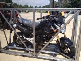 Honda Grom Motorcycle by RidersDiscount http://www.bikebuilds.net/honda-grom-build-by-ridersdiscount