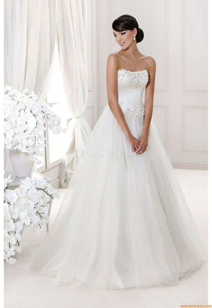 70 best Wedding Dresses Agnes images on Pinterest | Bridal gowns ...