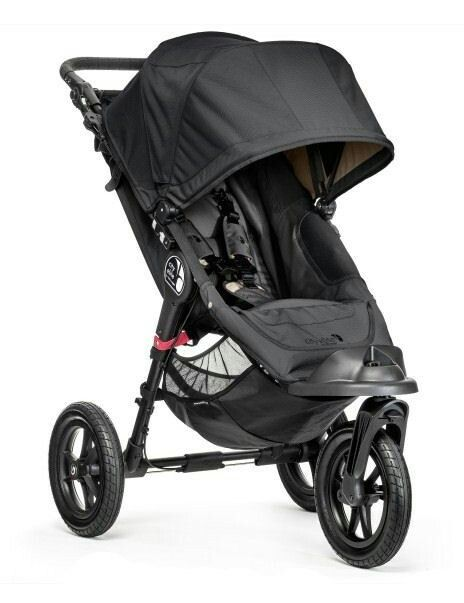 Baby Jogger City Elite Pram Black $949