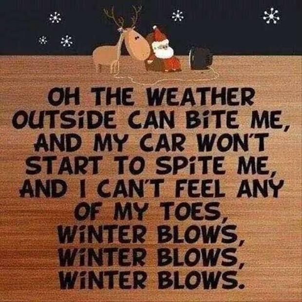 the weather outside winter jokes weather funny quotes humor winter quotes winter humor