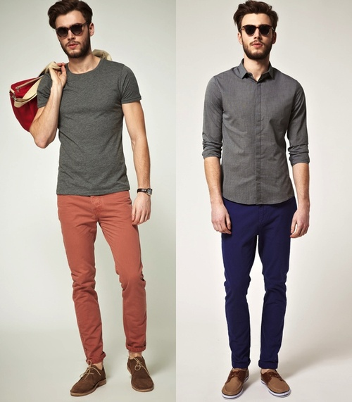 Simplicity is the key this season / MEN'S FALL FASHION. / ZACHARY