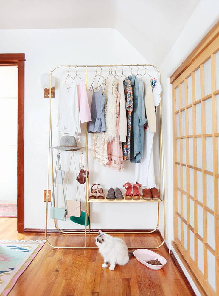 Gold wardrobe from urban outfitters via emily henderson 39 s blog sara updates her childhood Urban outfitters bedroom lookbook