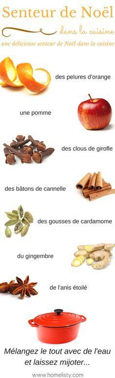 1 truc tout simple pour apporter la magie de Noël dans la cuisine  http://www.homelisty.com/1-truc-tout-simple-pour-apporter-la-magie-de-noel-dans-la-cuisine/