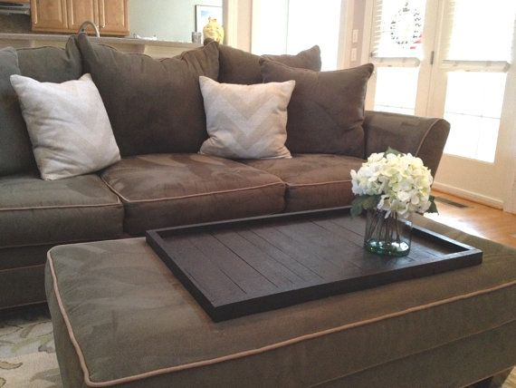 Custom Listing for Page  Handmade Oversize Ottoman by ReformedWood