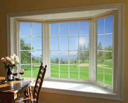 1000 images about curtains on pinterest bay window for Energy efficient bay windows