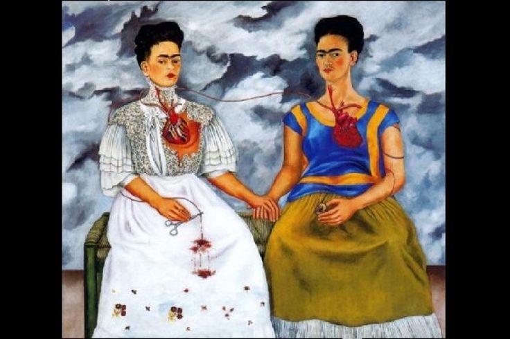 La dama!, ¡el corazón! Frida Kahlo en la ¡LOTERIA! Nacional ...