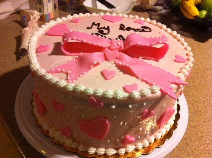 Pasteles Aniversarios Pictures To Pin On Pinterest: Pastel Para El Dia De Los Enamorados