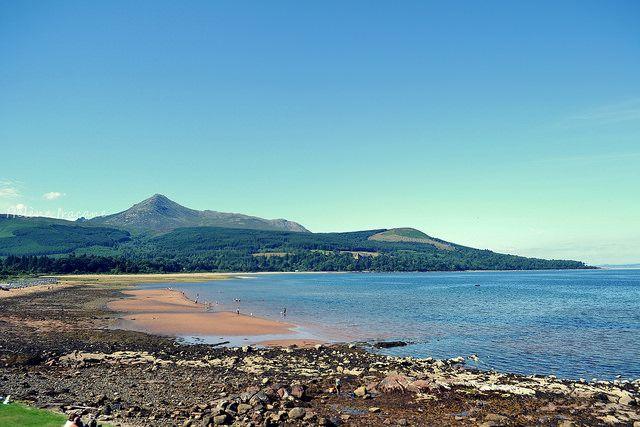 Isle of Arran - Scotland © Helene Iracane