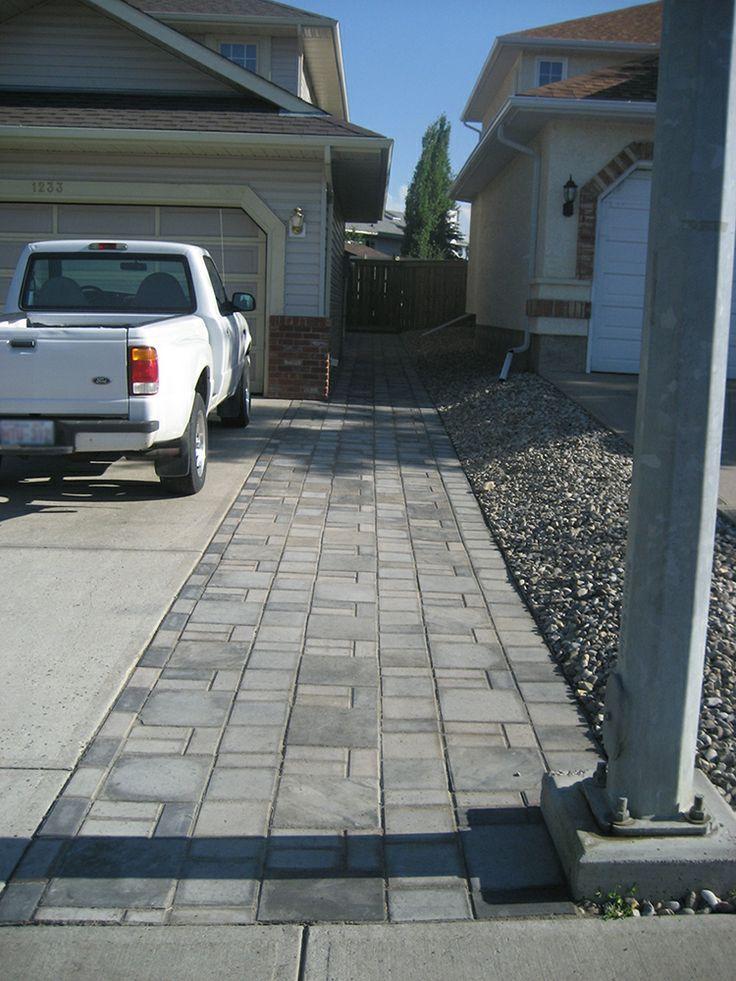 Best 25+ Driveway pavers ideas on Pinterest | Concrete paving ...