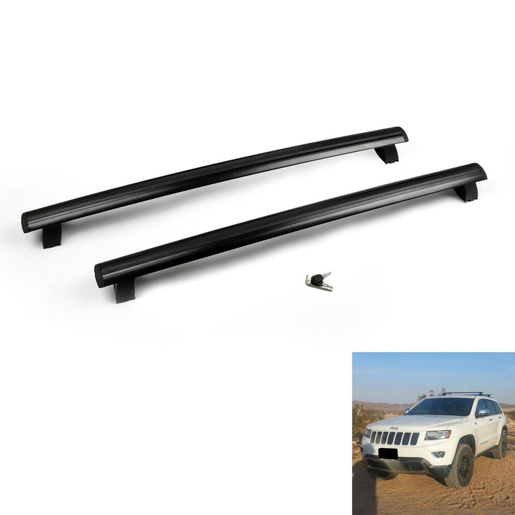Mad Hornets - Top Roof Rack Cross Bar Luggage Carrier JEEP Grand Cherokee (2011-2016) Black , $149.99 (http://www.madhornets.com/top-roof-rack-cross-bar-luggage-carrier-jeep-grand-cherokee-2011-2016-black/)