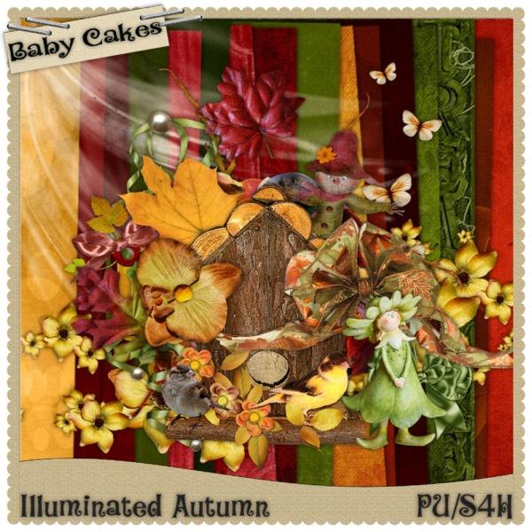 Iluminated Autumn