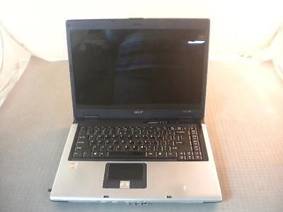 Acer Aspire 5100 BL51 Laptop Computer AS IS
