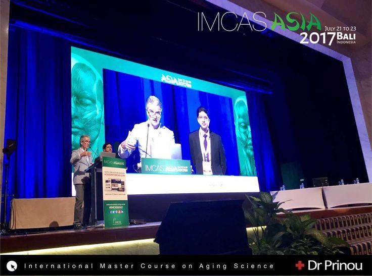 IMCAS Asia 2017 in Bali - Aesthetic & Anti-aging Medicine World Congress! H ιατρός Άλκηστις Πρίνου και οι επιστημονικοί συνεργάτες των Dr.Prinou θα παρακολουθήσουν και θα ενημερωθούν για τις εξελίξεις, στο Συνέδριο Αισθητικής Δερματολογίας & Ιατρικής Αντιγήρανσης.