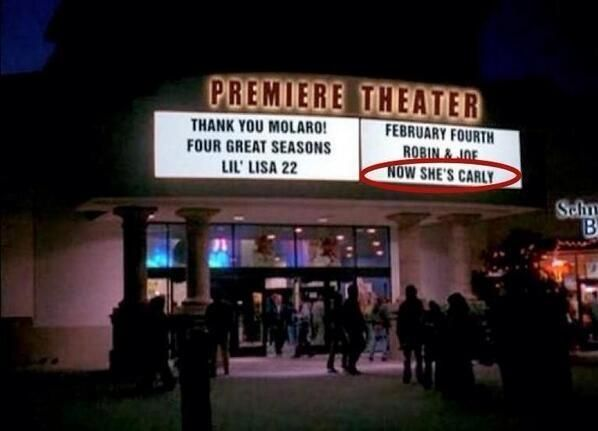 """one pinned said """"This was on the last episode of Drake and Josh"""" and another said """"They also had 4 seasons in the show (left side)"""" this is just fantastic and amazing"""