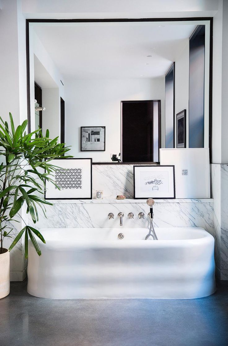 602 best bathrooms images on pinterest room bathroom ideas and the master bathroom features a soho tub by water monopoly photo brittany ambridge for the new york times
